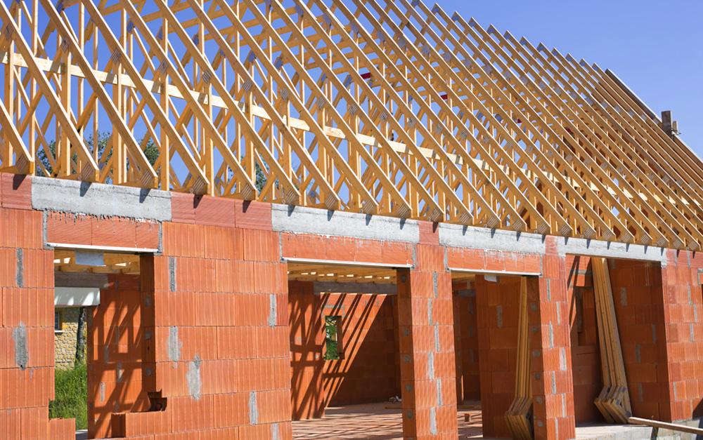 charpente construction en bois