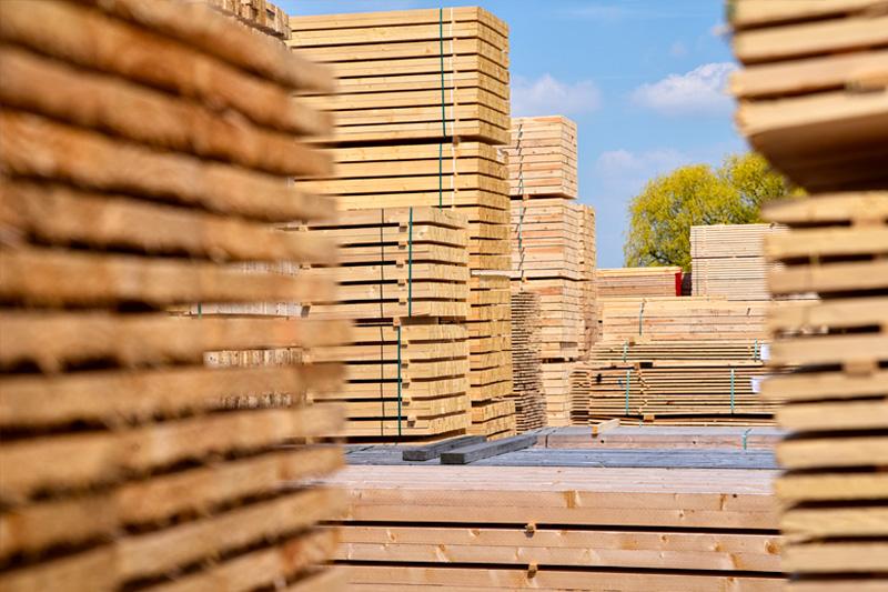 Matériaux de construction bois